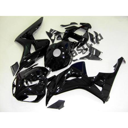 Комплект пластика Honda CBR1000RR 2006-2007 Черный глянец