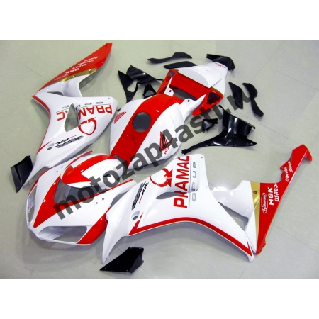 Комплект пластика Honda CBR1000RR 2006-2007 PRAMAC
