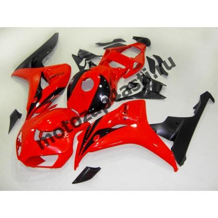 Комплект пластика Honda CBR1000RR 2006-2007 Красно-Черный Сток