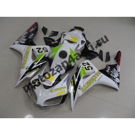 Комплект мотопластика Honda CBR1000RR 2006-2007 HANNSPREE.