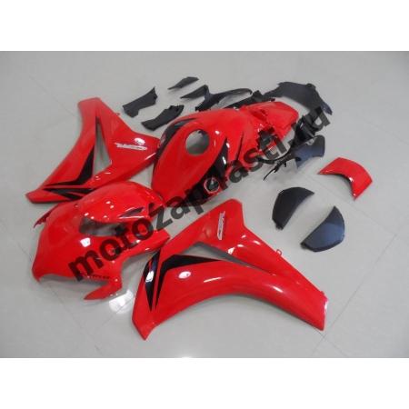 Комплекты пластика Honda CBR1000RR 2008-2011 Красно-Черный.