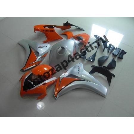 Комплекты пластика Honda CBR1000RR 2008-2011 Оранжево-серый.
