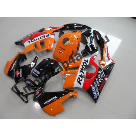 Комплект мотопластика Honda CBR600F3 95-98 REPSOL.