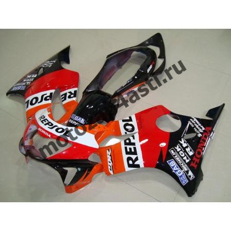 Комплект пластика Honda CBR600F4 98-00 Repsol.
