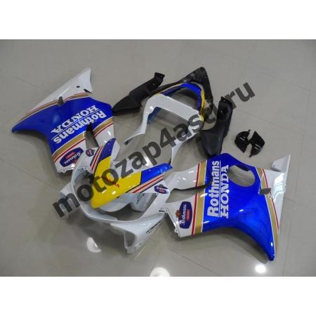 Комплект мотопластика Honda CBR600 F4i 01-07 ROTHMANS.