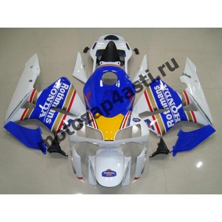 Комплект Мотопластика Honda CBR600RR 03-04 Rothmans