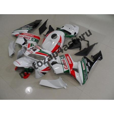 Комплект Мотопластика Honda CBR600RR 05-06 CASTROL.