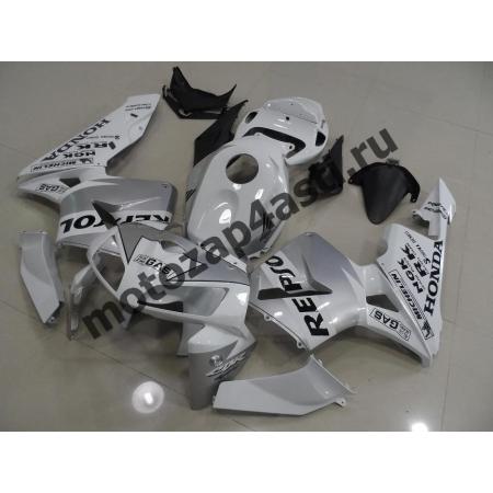 Комплект Мотопластика Honda CBR600RR 05-06 Repsol-6.