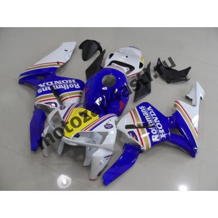 Комплект Мотопластика Honda CBR600RR 05-06 Rothmans.