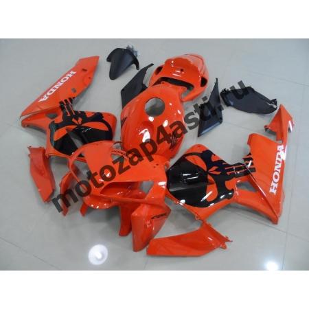Комплект Мотопластика Honda CBR600RR 05-06 Оранжевый.