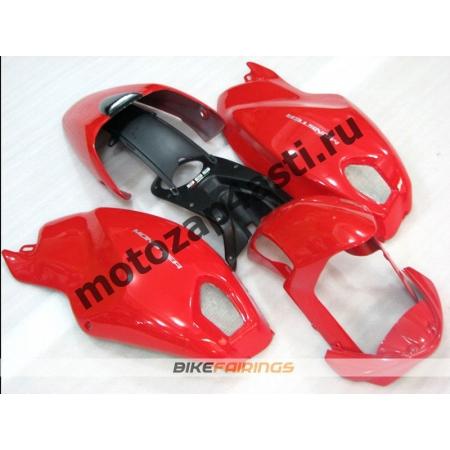 Комплект пластика DUCATI 696 797 1100 1100S Красный.