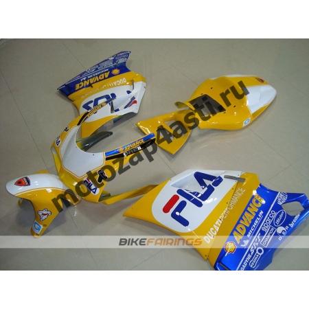 Комплект пластика DUCATI 748 916 996  FILA.