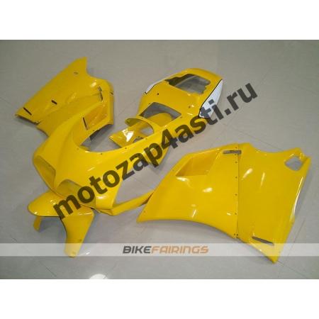 Комплект пластика DUCATI 748 916 996  Желтый.