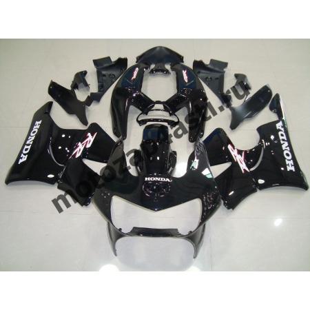 Комплект пластика Honda CBR900rr 98-99 Черный глянец.