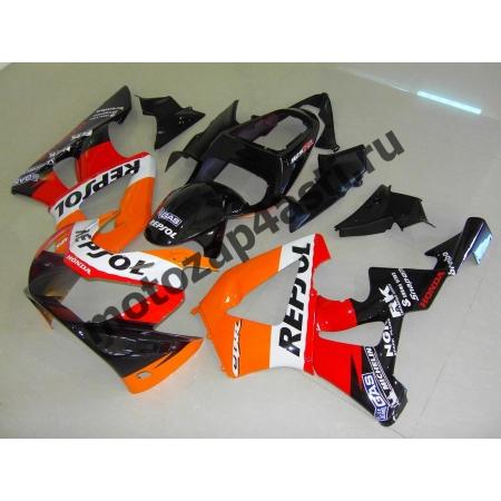 Комплект Мотопластика Honda CBR929RR 00-01 Repsol-1.