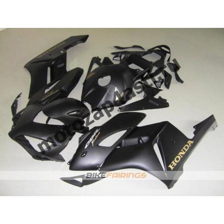 Комплект пластика Honda CBR1000RR 2004-2005 Черный матовый-1.