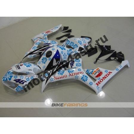 Комплект мотопластика Honda CBR1000RR 2006-2007 NASTRO.