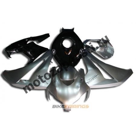 Комплекты пластика Honda CBR1000RR 2008-2011 Серо-Черный.