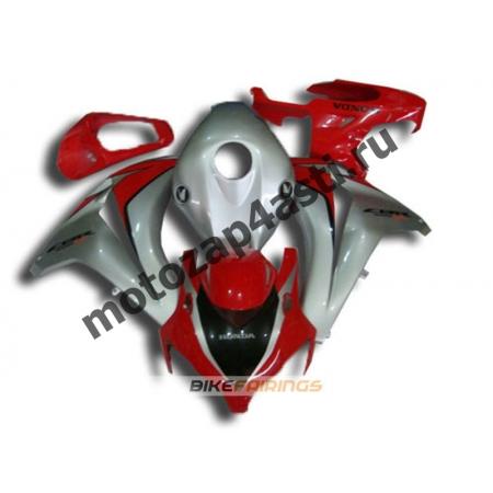 Комплекты пластика Honda CBR1000RR 2008-2011 Серо-красный.