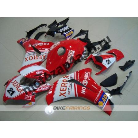 Комплекты пластика Honda CBR1000RR 2008-2011 XEROX.