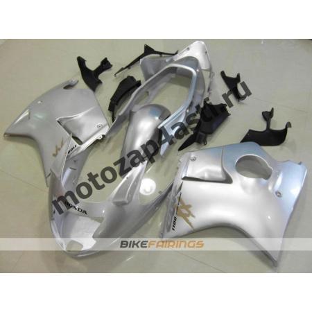 Комплекты мотопластика Honda CBR1100xx Штатный Серебристый.