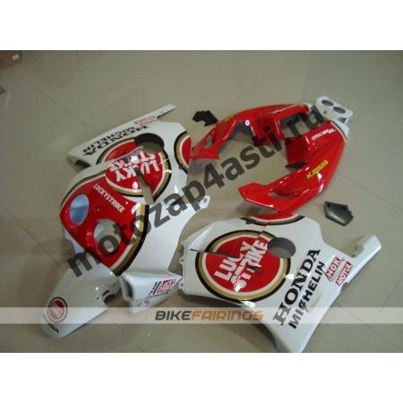 Комплект Мотопластика Honda CBR250 MC22 LUCKY STRIKE.