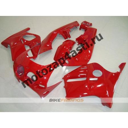 Комплект Мотопластика Honda CBR250 MC19 Красный.