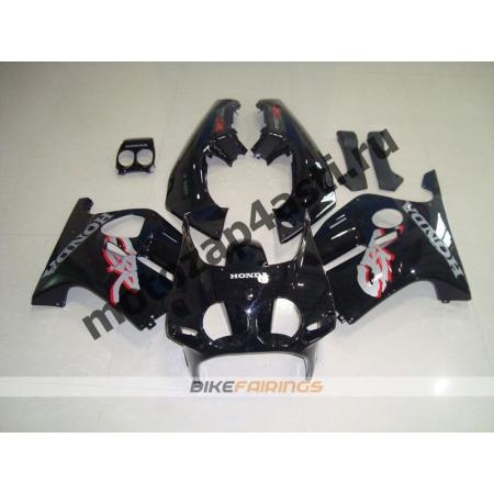 Комплект Мотопластика Honda CBR250 MC19 Черный-2.