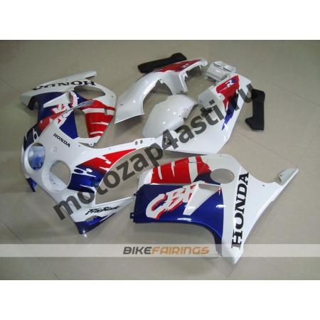 Комплект Мотопластика Honda CBR250 MC19 TRICOLOUR.