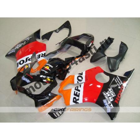 Комплект пластика для мотоцикла Honda CBR600 F4i 01-07 Repsol-1.