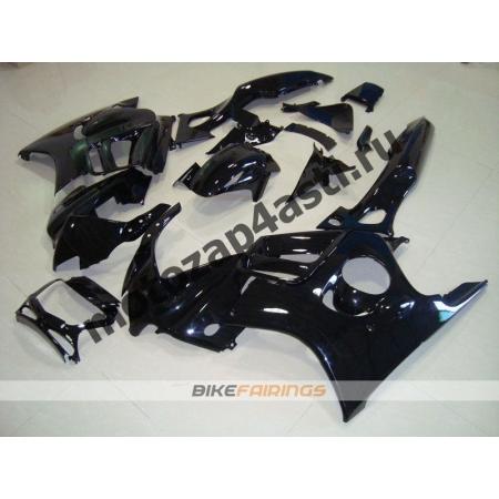 Комплект мотопластика Honda CBR600F3 97-98 Черный.