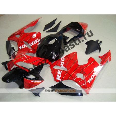 Комплект Мотопластика Honda CBR600RR 03-04 SPIDER.