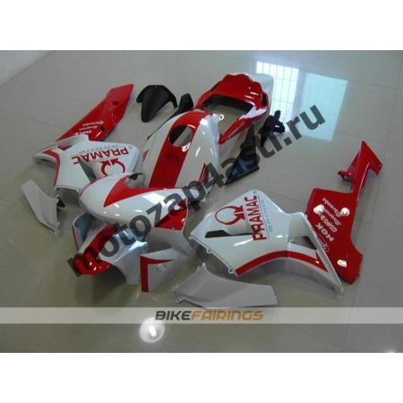 Комплект Мотопластика Honda CBR600RR 03-04 PRAMAC.