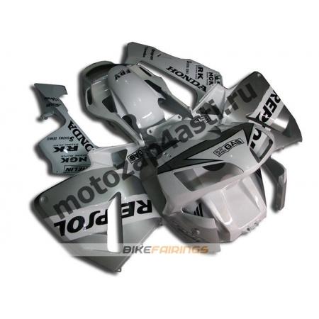 Комплект Мотопластика Honda CBR600RR 03-04 Repsol-4.