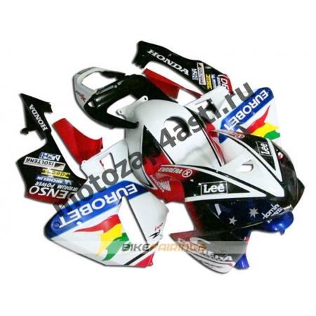 Комплект Мотопластика Honda CBR600RR 05-06 EUROBET.