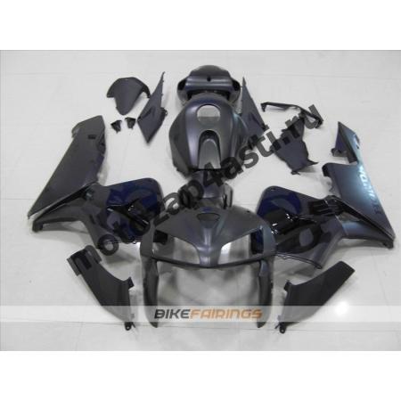 Комплект Мотопластик Honda CBR600RR 05-06 Черный Матовый.