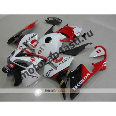 Комплект Мотопластика Honda CBR600RR 05-06 Konika minolta.
