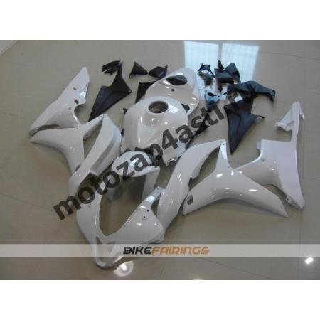 Комплект Мотопластика Honda CBR600RR 07-08 Белый.