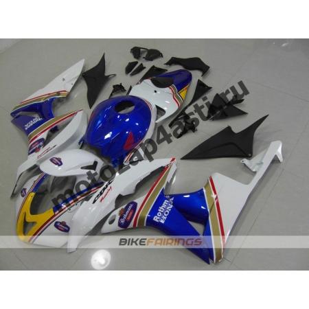 Комплект Мотопластика Honda CBR600RR 07-08 ROTHMANS.
