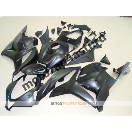 Комплект Мотопластика Honda CBR600rr 09-10 Матовый Черный.