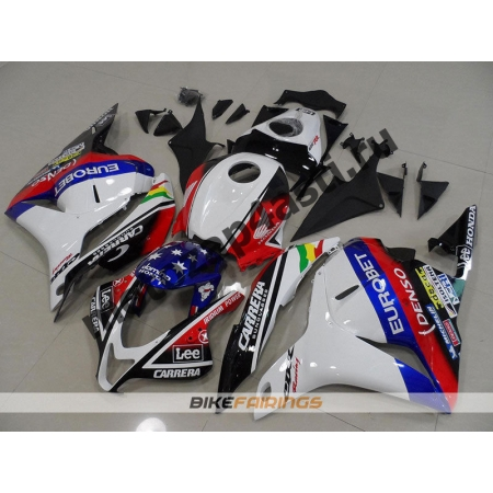 Комплект Мотопластика Honda CBR600rr 09-10 EUROBET-2.
