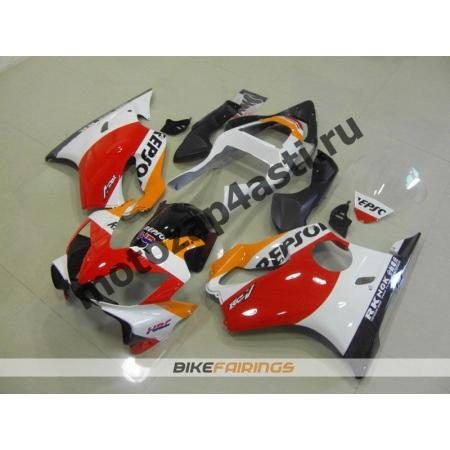 Комплект пластика для мотоцикла Honda CBR600 F4i 01-07 Repsol-2.