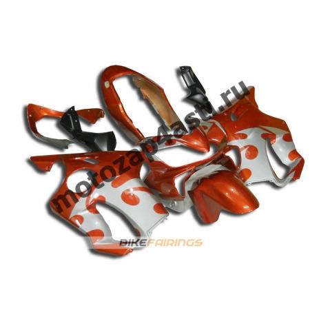 Комплект пластика для мотоцикла Honda CBR600 F4i 01-07 Оранжевый.