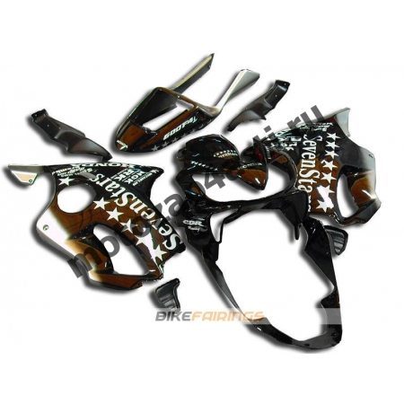 Комплект пластика для мотоцикла Honda CBR600 F4i 01-07 SEVENSTARS.
