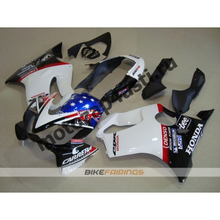 Комплект пластика для мотоцикла Honda CBR600 F4i 01-07 WHITE LEE.