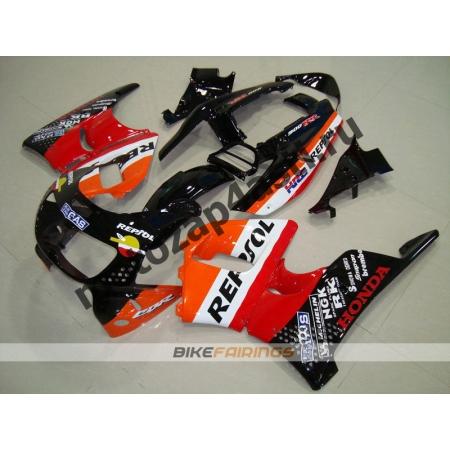 Комплект пластика Honda CBR900RR 96-97 REPSOL.