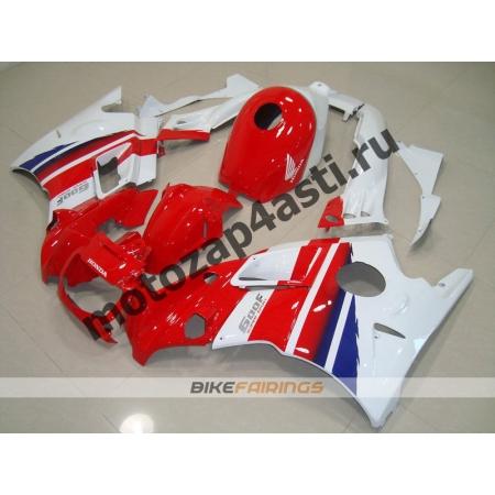 Комплект пластика Honda CBR900RR 94-95 Красно-Белый.