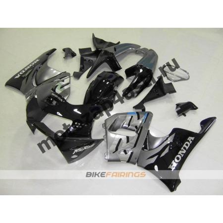 Комплект пластика Honda CBR900RR 98-99 Черно-серый.