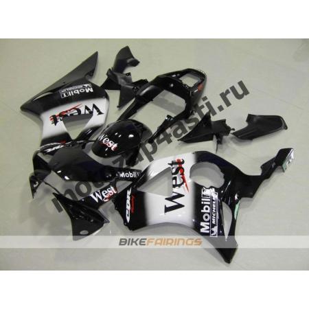 Комплект мотопластика Honda CBR954RR 2002-2003 WEST.