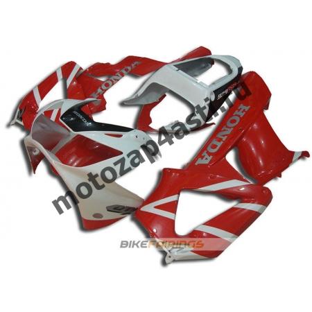 Комплект Мотопластика Honda CBR929RR 00-01 Бело-Красный.